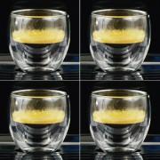 doekspresu.pl Zestaw szklanek termicznych do Espresso 80 ml 4 szt.
