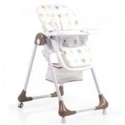 Детско столче за хранене Moni Avocado, бежов, 356309
