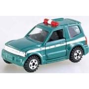 Tomica (blister) No. 85 Mitsubishi Pajero mobility rescue commander command car