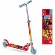 Trotineta Mondo copii 2 roti The Incredibles 2