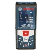 Telemetru Cu Laser Bosch Glm 50 C Professional, 635 Nm, 2 X 1.5 V, 0.1 Kg, 0601072C00
