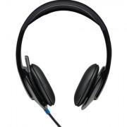 Logitech USB Headset H540 Слушалки с Микрофон