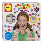 ALEX® Toys - Make Your Own Ceramic Bead Jewelry Kit 175S