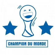 Trodat Tampon Champion du monde