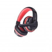 OWV-P6 Over-ear Gaming Headset Earphone Headphone with Mic - Red