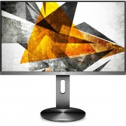 "AOC I2790PQU - Monitor LED - 27"" - 1920 x 1080 Full HD (1080p) - IPS - 250 cd/m² - 1000:1 - 4 ms - HDMI, VGA, DisplayPort - alt"