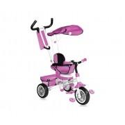 Lorelli/Bertoni Tricikl B-30-1B PINK/WHITE (10050101603)