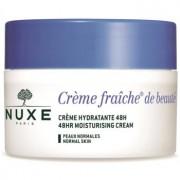 Nuxe Crème Fraîche de Beauté crema hidratante para pieles normales 50 ml