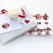 smartphoto Sticker Geschenkverpackung