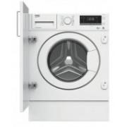 Lavasecadora integrable Beko HITV8733B0, blanca, 8 Kg lavado, 5 kg secado, 1400 rpm, A
