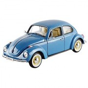 Volkswagen Beetle Blue 1/24 by Welly 22436