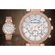Brada Trade Limited T/A CJ Watches Women's Michael Kors Watch - Rose Gold!