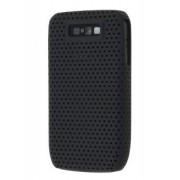 Slim Mesh Case for Nokia E63 - Nokia Hard Case (Black)