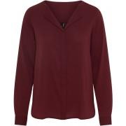 Vero Moda Bluză de damă VMGRACE SHIRT COLOR Port Royale M