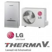 LG Therma V HUN0714 egyfázisú hőszivattyú 7 kW