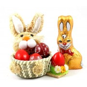 Cadou Cos Easter Egg Mini Rabbit