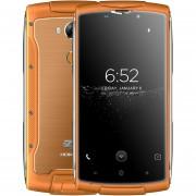 "Smartphone HOMTOM ZOJI Z7 IP68 Impermeable 5.0 ""2GB RAM 16GB ROM 8.0MP Android 6.0-Naranja"