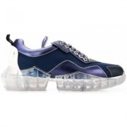 Jimmy Choo Sneakers Diamond sui toni del blu