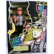 Monster High Deuge Gorgon Ghouls Alive Ochii mei stralucesc BDD93
