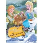 Povesti si jocuri din Regatul de gheata - Un pui de ren simpatic