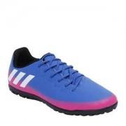 Adidas Chuteira Messi 16 3 - Azul & Rosa - Adidas