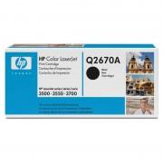 HP Toner HP LaserJet Original 308A Preto (Q2670A)