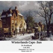 Winterlands Cape Sun (kit goblen)