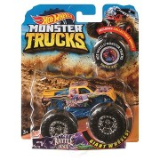 Hot Wheels Monster trucks kaszkadőrmutatványok