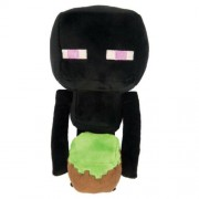 Minecraft Enderman plüss figura