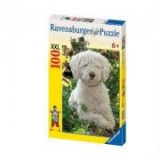 Пъзел Ravensburger 100 части - Кученце, 700733