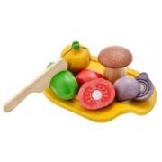 Plan Toys Nauka przez zabawę Plan Toys Warzywa do krojenia