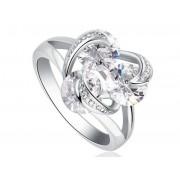 3,75 karátos mesterséges gyémánt köves gyűrű-9