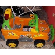 Klasszikus elektromos kis autó