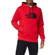 The North Face Drew Peak Pullover Hoodie Sudadera con Capucha para Hombre, Color TNF Red/TNF Red, M