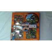 Die-cast 3 Pack Stunt Bike Excite