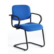 Mayer Sitzmöbel Schwingstuhl CUSHY blau - Mayer Sitzmöbel