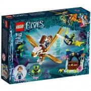 Set de constructie LEGO Elves Emily Jones si Evadarea Vulturului