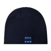 Capac bluetooth negru - Ascultă muzică cu ușurință iarna.