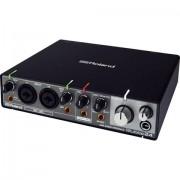 Roland Interfaccia per chitarre Roland Rubix24 incl. software, Controllo monitor