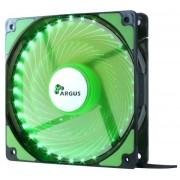 Ventilator Inter-Tech Argus L-12025, 120mm (LED Verde)