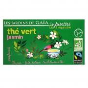 Infusettes de thé Fleurs de Jasmin (Jasmin Flowers)