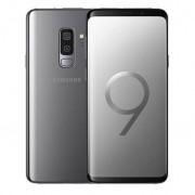 "Samsung Smartphone Samsung Galaxy S9 Plus Sm G965f Dual Sim 256 Gb 4g Lte Wifi Doppia Fotocamera 12 Mp + 12 Mp Octa Core 6.2"" Quad Hd+ Super Amoled Refurbished Titanium Grey"