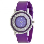 i DIVAS NEW purple spingo watch for women