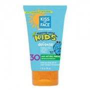Sunblock Kid Mineral SPF 30 Kiss My Face 4 oz Part No. 1612282 Qty 1