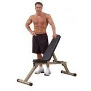 Banca de exercitii reglabila Best Fitness BFFID10