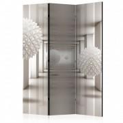 Paravan - Gateway to the Future [Room Dividers] (Dimensiune paravan ( cm): 135 x 172 cm)
