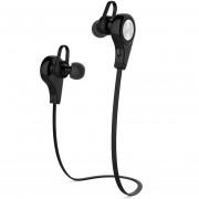 Audífonos Bluetooth, Mini Auricular Estéreo Manos Libres (negro)