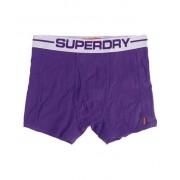 Superdry Sport Boxershorts S lila