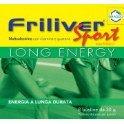 Friliver Sport Long Energy - 8 Bustine