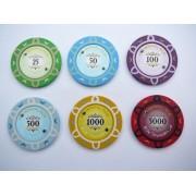 Póker zseton, Palace 12gr (25db)